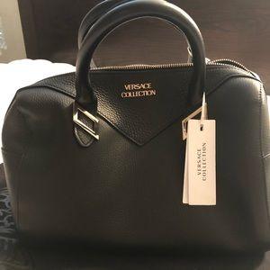 Versace purse!